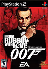 From Russia With Love for PlayStation 2 last updated Dec 07, 2011