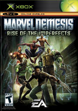 Marvel Nemesis: Rise of the Imperfects for Xbox last updated Jul 12, 2006