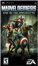 Marvel Nemesis: Rise of the Imperfects PSP
