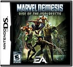 Marvel Nemesis: Rise of the Imperfects DS