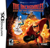 The Incredibles: Rise of the Underminer DS