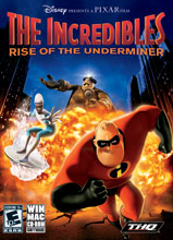 Incredibles, The: Rise of the Underminer for PC last updated Feb 12, 2009