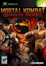 Mortal Kombat: Shaolin Monks Xbox