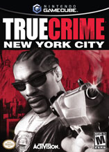 True Crime: New York City GameCube