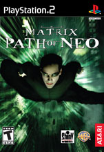 Matrix: Path of Neo PS2