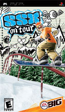 SSX: On Tour for PSP last updated Dec 17, 2007