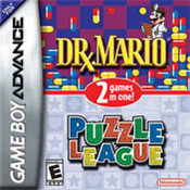 Dr. Mario & Puzzle League GBA