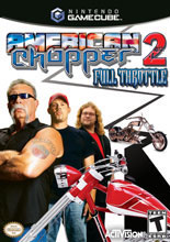 American Chopper 2: Full Throttle GameCube