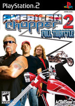 American Chopper 2: Full Throttle PS2
