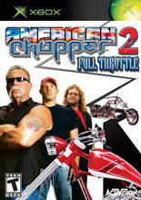 American Chopper 2: Full Throttle Xbox