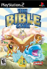The Bible Game PS2