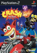 Crash Tag Team Racing for PlayStation 2 last updated May 09, 2013