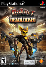 Ratchet: Deadlocked PS2