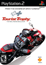 Tourist Trophy: Real Riding Simulator PS2