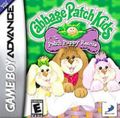 Cabbage Patch Kids: The Patch Puppy Rescue GBA