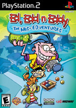 Ed, Edd n Eddy: The Mis-Edventures PS2