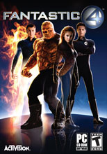 Fantastic Four: Flame On PC
