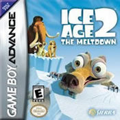 Ice Age 2: The Meltdown for Game Boy Advance last updated Feb 02, 2008