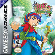 Juka and the Monophonic Menace GBA