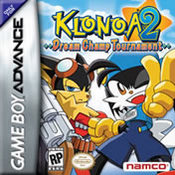 Klonoa 2: Dream Champ Tournament GBA