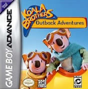 Koala Brothers: Outback Adventures GBA