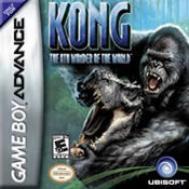 Kong: The 8th Wonder of the World GBA