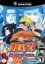 Naruto: Clash of Ninja for GameCube last updated Jul 10, 2010