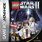 LEGO Star Wars II: The Original Trilogy GBA