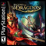 The Legend Of Dragoon PSX