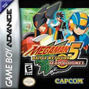 Mega Man Battle Network 5: Team Colonel GBA