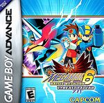 Mega Man Battle Network 6: Cybeast Falzar GBA