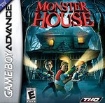 Monster House for Game Boy Advance last updated Apr 22, 2008