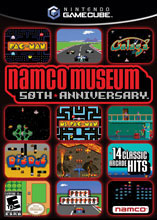 Namco Museum: 50th Anniversary for GameCube last updated Feb 13, 2008
