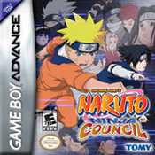Naruto: Ninja Council for Game Boy Advance last updated Apr 05, 2008