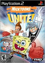 Nicktoons Unite! PS2