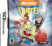 Nicktoons Unite! DS