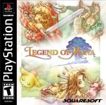 Legend Of Mana PSX