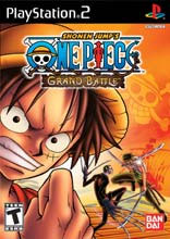 One Piece: Grand Battle PS2