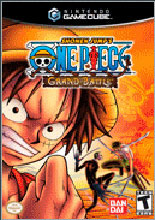 One Piece: Grand Battle GameCube