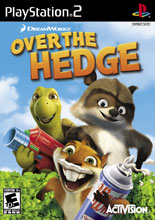 Over The Hedge PS2