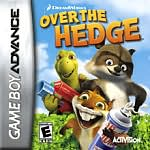 Over The Hedge GBA