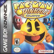 Pac-Man Pinball Advance GBA