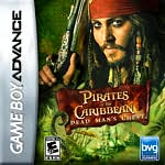 Pirates of the Caribbean: Dead Man's Chest GBA