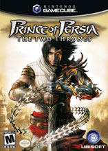 Prince of Persia: The Two Thrones GameCube