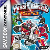 Power Rangers: S.P.D. GBA
