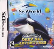SeaWorld: Shamu's Deep Sea Adventures DS