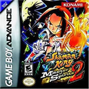 Shaman King: Master of Spirits 2 GBA