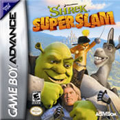 Shrek Superslam GBA