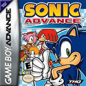 Sonic Advance for Game Boy Advance last updated Oct 09, 2013