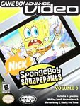 SpongeBob SquarePants Vol. 3 GBA
